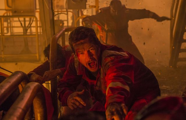 Deepwater Horizon' film - 2016