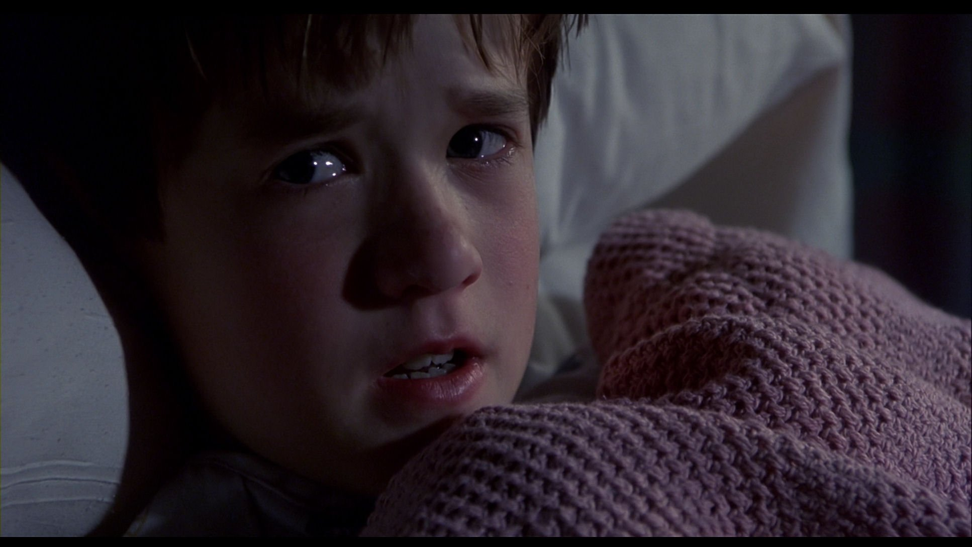 The Sixth Sense 1999 This Film Should Be Played Loud