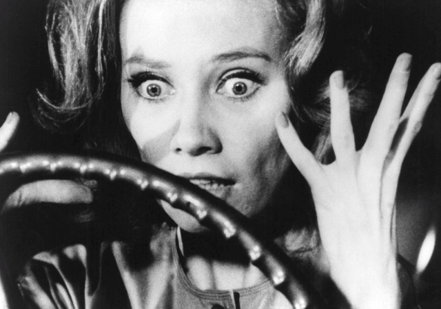 Carnival of Souls (1962) Directed by Herk Harvey Shown: Candace Hilligoss